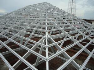 Rangka Atap Baja Ringan2