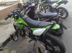Kawasaki d tracker 150