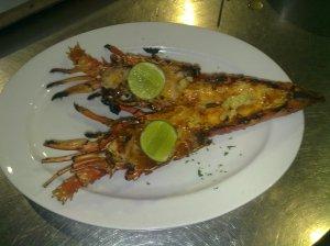 Lobster BBQ