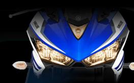 Headlamp Yamaha R25 Motor Sport Racing dan Kencang